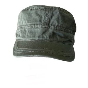 🔥4/$20🔥H&M Military Unstructured Hat  army green